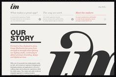 Great typographic site