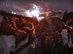 Oryx, The Taken King