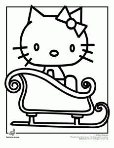 Happy Holidays Coloring Pages | Here are more Happy ...