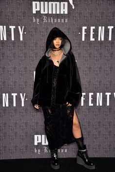 Rihanna Fenty x Puma nyfw