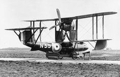 BRITISH AIRCRAFT FIRST WORLD WAR (Q 68175)   Supermarine N.1B Baby single-seat fighter flyingboat. Serial number N59.