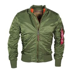 ALPHA Industries MA-1 VF 59 Jacke sage green