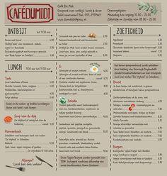 Lunch | Cafe Du Midi Delfgauw