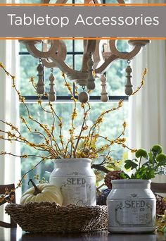Tabletop Accessories To Bring Style Your Home Cool Ideas French Country Decorating