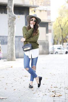 Street Style | Dulceida