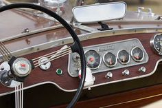 Hamilton jet boat, dashboard by borderdogstan, via Flickr