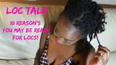 Loc Talk 2  w/ Jenuine Lover ll 10 reason you may be ready to Loc! - YouTube