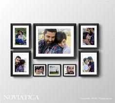Decoración con fotografías | Noviatica Novias de Costa Rica