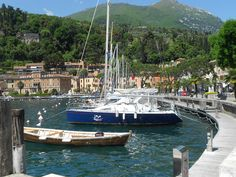 Lake Garda, Italy - Gardasee, Italien. http://www.reiseinformationen-italien.de/
