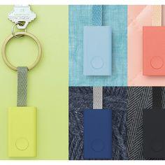 デザイン性の高い忘れ物防止スマートタグQrio Smart Tagが登場                                                                                                                                                                                 もっと見る