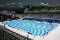London Olympic Swimming Pool for the London 2012 Olympics!!