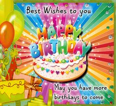 May you have more birthdays to come, best wishes to you birthday happy birthday happy birthday wishes birthday quotes happy birthday quotes happy birthday pics happy birthday gifs birthday images birthday image quotes happy birthday image Happy Birthday Gif Images, Birthday Wishes Gif, Happy Birthday Hearts, Birthday Blessings, Happy Belated Birthday, Happy Birthday Candles, Happy Birthday Gifts, Happy Birthday Messages, Birthday Greetings