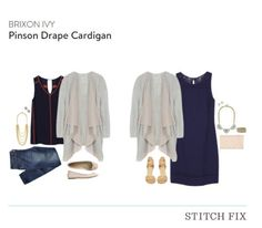 Dear stylist could you please add this Brixon Ivy Pinson Drape Cardigan to my upcoming fix, its so romantic, girly but elegant at the same time. I really need to buy more cardigans and jacket for Spring. most of my jackets have been either lost or stolen last year and I have to travel a lot for business this spring/summer but the weather this year is extremely unpredictable...