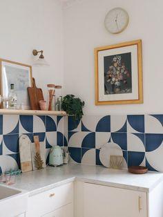 Interior Design Kitchen, Kitchen Decor, Küchen Design, House Design, Beautiful Kitchens, Interior Inspiration, Home Kitchens, Living Spaces, Living Room