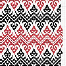 Charted Patterns from Medieval Egypt - Cross Stitch, Long-Armed Cross Stitch, Counted Herringbone   Embroidery   Textiles Cross Stitch Pillow, Cross Stitch Bird, Cross Stitch Borders, Cross Stitch Designs, Cross Stitch Embroidery, Cross Stitch Patterns, Tapestry Crochet Patterns, Crochet Stitches Patterns, Mosaic Patterns