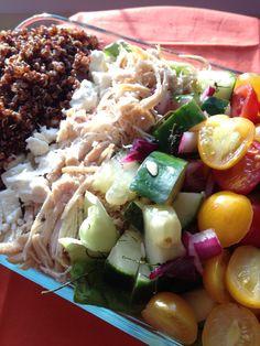 greek salad feta dill quick pickles