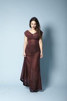 Anna Dress - Sewing Pattern from By Hand London