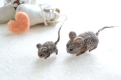 Hey, I found this really awesome Etsy listing at https://www.etsy.com/listing/167380529/felted-little-mice-mother-baby-mothers