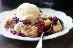 This blackberry cobbler recipe has quickly become a family favorite! It's simple enough to make and it turns out gorgeous every time! This post was originally published in 2010 and has been updated with new photos and a video! Things I'm obsessed with: berries. All of 'em. I can't help myself, I just absolutely love …