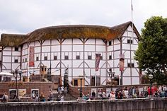 Going Out in London: Shakespeare's Globe Theatre