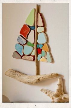 Καλοκαιρινή Διακόσμηση από Βότσαλα | Calliope's Decoupage Art