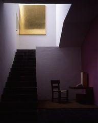 Brass painting and amazing #interior #design.