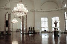 Interior shot of the Alexander Palace, Tsarskoye Selo, #Russia #Romanovs #NicholasII