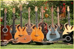 Ovation Acoustic Guitars, I love these guitars. I've been playing my 12-string Ovation for over 40 years and she still sings great. I used to have a matching 6-string but let a sweet lady talk me out of it (still wish I had it) oh well.