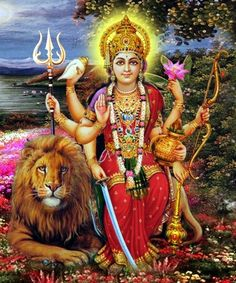 Durga Mata is considered as the goddess of patience, fearlessness, and power. Puja N Pujari offers a variety of Maa Goddess Durga Photo Frames Online. Navratri Greetings, Navratri Wishes, Happy Navratri, Navratri Special, Navratri Puja, Durga Images, Lakshmi Images, Divine Goddess, Kali Goddess