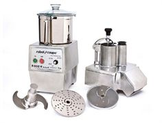 ROBOT COUPE Food Processor, an equipment essential for any preparations.