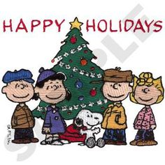 It's not a real holiday without Charlie Brown!