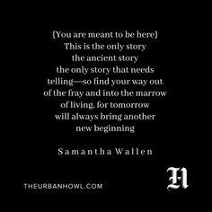 SAMANTHA WALLEN