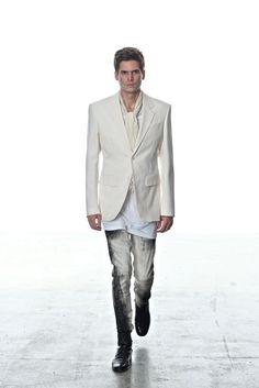BLK DNM Spring 2013 Menswear Collection Photos - Vogue