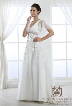Yalan Wedding Couture |Made to order wedding gowns, bridesmaid dresses,prom dresses and evening gowns www.yalandesign.com  #wedding #weddingdress #weddingdresses #weddinggown #beautifulgown
