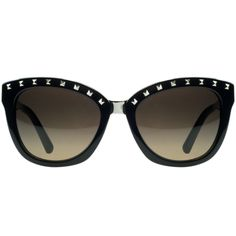 7be658c3d1e Black Women s Cateye Sunglasses