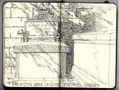 Ian Sidaway Fine Line: September 2013