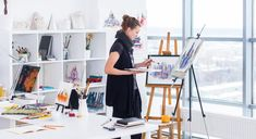5 Reasons Every Working Women Should Make Art