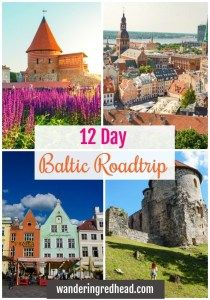 12 Day Itinerary for a Baltic Countries Roadtrip. If you've been thinking about visiting the Baltic countries, Estonia, Latvia and Lithuania, you are doing something right! Lithuania Travel, Poland Travel, Italy Travel, Croatia Travel, Thailand Travel, Bangkok Thailand, Hawaii Travel, Solo Travel, Las Vegas Hotels