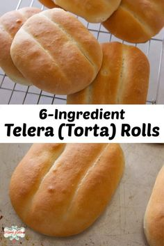 Mexican Sweet Breads, Mexican Bread, Torta Bread, Bread Recipes, Baking Recipes, Mexican Dessert Recipes, Mexican Rolls Recipe, Mexican Sandwich, Mexican Food Recipes