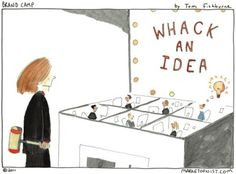 A weekly marketing cartoon by Tom Fishburne since If a picture tells a thousand words, a marketoon tells a thousand boring powerpoint slides. Friday Humor, Funny Friday, Band Camp, Employee Engagement, Leadership, Toms, Cartoon, Marketing Ideas, 5 Ways