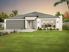 Australia's Leading Architectural Visualisation and Rendering Company specialising in Architectural Visualisation - Architectural Rendering - Artist Impressions - Rendering - floor plans - colour Floor Plan illustrations 3d Architectural Rendering, 3d Architectural Visualization, 3d Rendering, Exterior Color Schemes, Exterior House Colors, Rendered Houses, Ultra Modern Homes, Roof Colors, Colours
