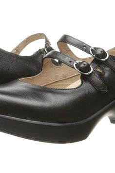Dansko Josie (Black Nappa) Women's Shoes - Dansko, Josie, 9706020202-001, Footwear Closed General, Closed Footwear, Closed Footwear, Footwear, Shoes, Gift, - Street Fashion And Style Ideas
