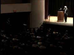 [official] Ravi Zacharias - What does it Mean to be Human? - The Veritas Forum