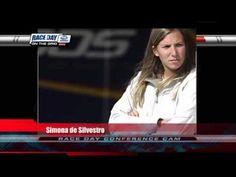 Race Day on Fox - Simona de Silvestro Interview