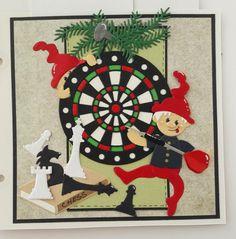 Christmas Elf, Christmas Cards, Elves, Advent Calendar, Scrap, Kids Rugs, Holiday Decor, Crafts, Design