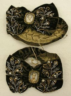 The Costume Institute Collection Database 1850's bracelets
