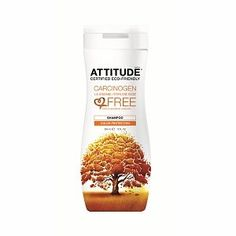 I'm learning all about Attitude Shampoo at @Influenster!
