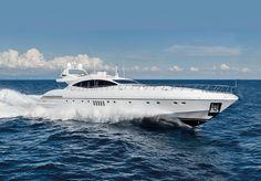Overmarine Mangusta 132 al Monaco Yachts Show 2015 | Toplook Italiano