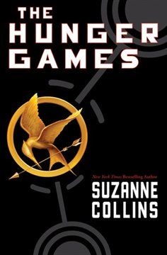 The Hunger Games by Suzanne Collins. The dystopian, not-too-distant-future tale of Katniss Everdeen, District female tribute for the annual battle to the death that is The Hunger Games. The Hunger Games, Hunger Games Trilogy, Suzanne Collins, Katniss Everdeen, Tribute Von Panem 1, I Love Books, Great Books, Amazing Books, It's Amazing
