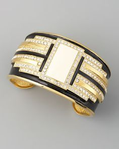 Rachel Zoe Jewelry.  This cuff is enough!